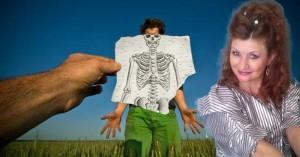 евелина лютова жената рентген